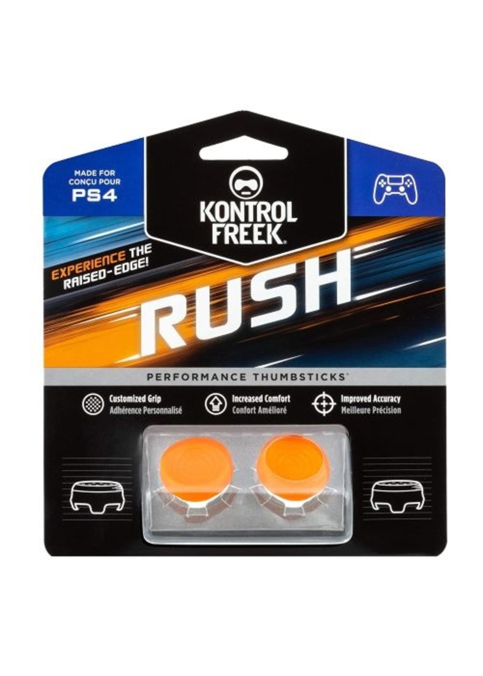 KontrolFreek PS4 FPS Freek Rush 2 Mid Rise Thumb Grip Analog Cover