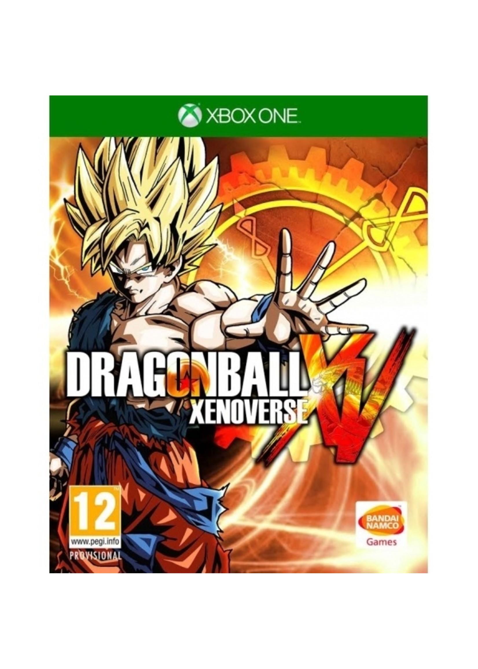 Dragon Ball Z: Xenoverse - XBOne PrePlayed