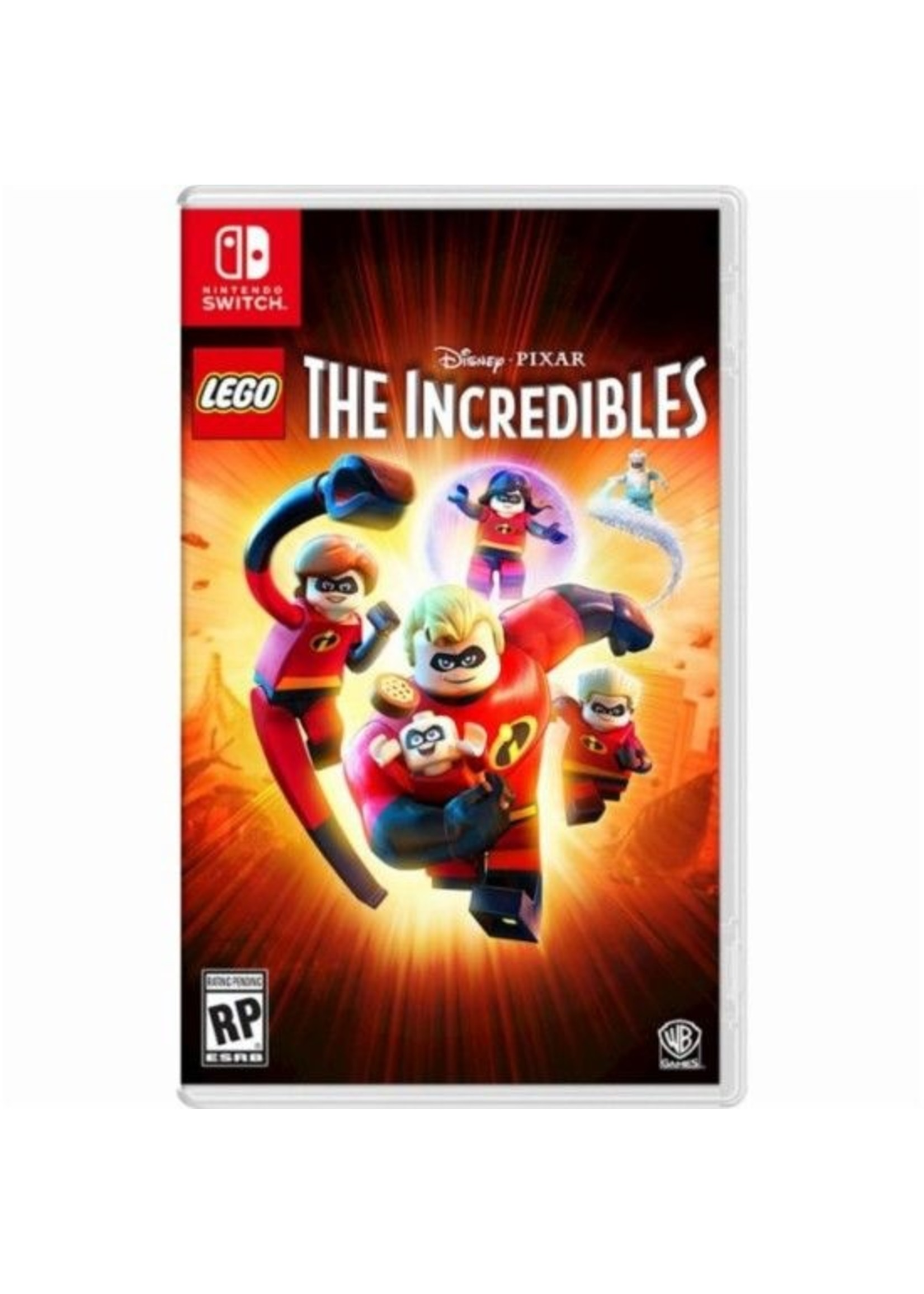 LEGO The Incredibles - SWITCH prePlayed