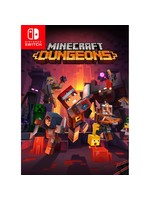 Minecraft Dungeons Hero  - SWITCH NEW