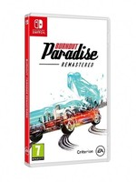 Burnout Paradise Remastered - SWITCH NEW