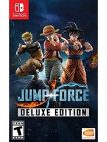 Jump Force Deluxe Edition - SWITCH NEW