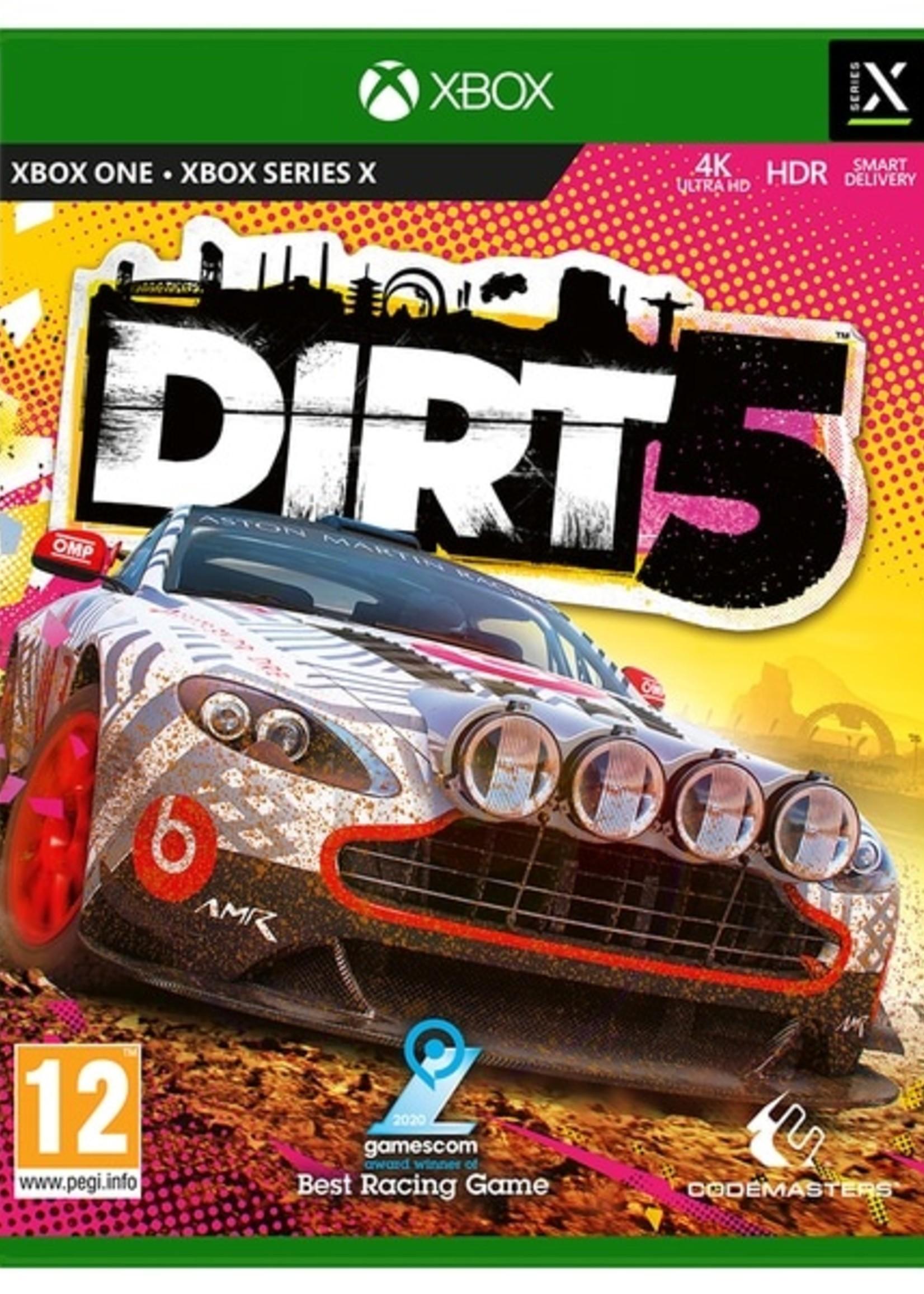 Dirt 5 - XBOne NEW