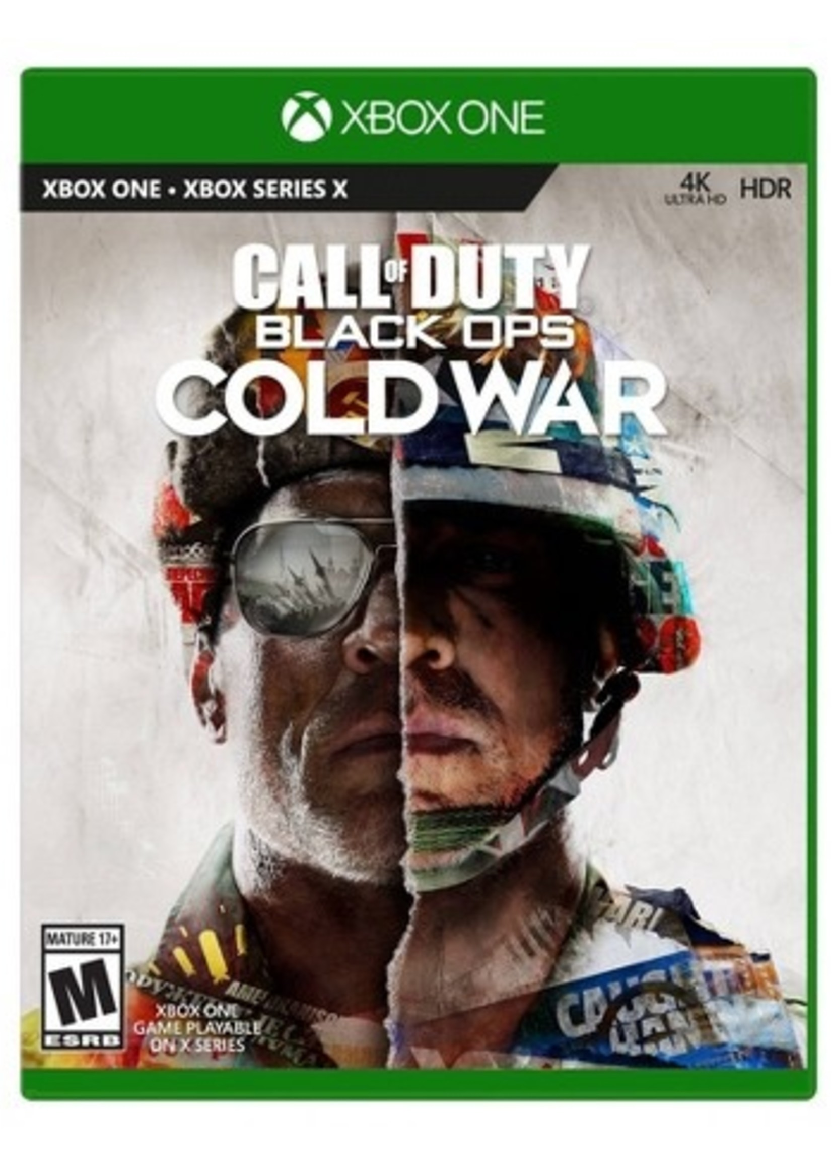 Call of Duty: Black Ops Cold War - XBOne NEW