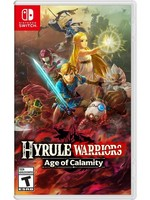Hyrule Warriors: Age of Calamity - SWITCH NEW