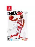 NBA  2K21 - SWITCH NEW