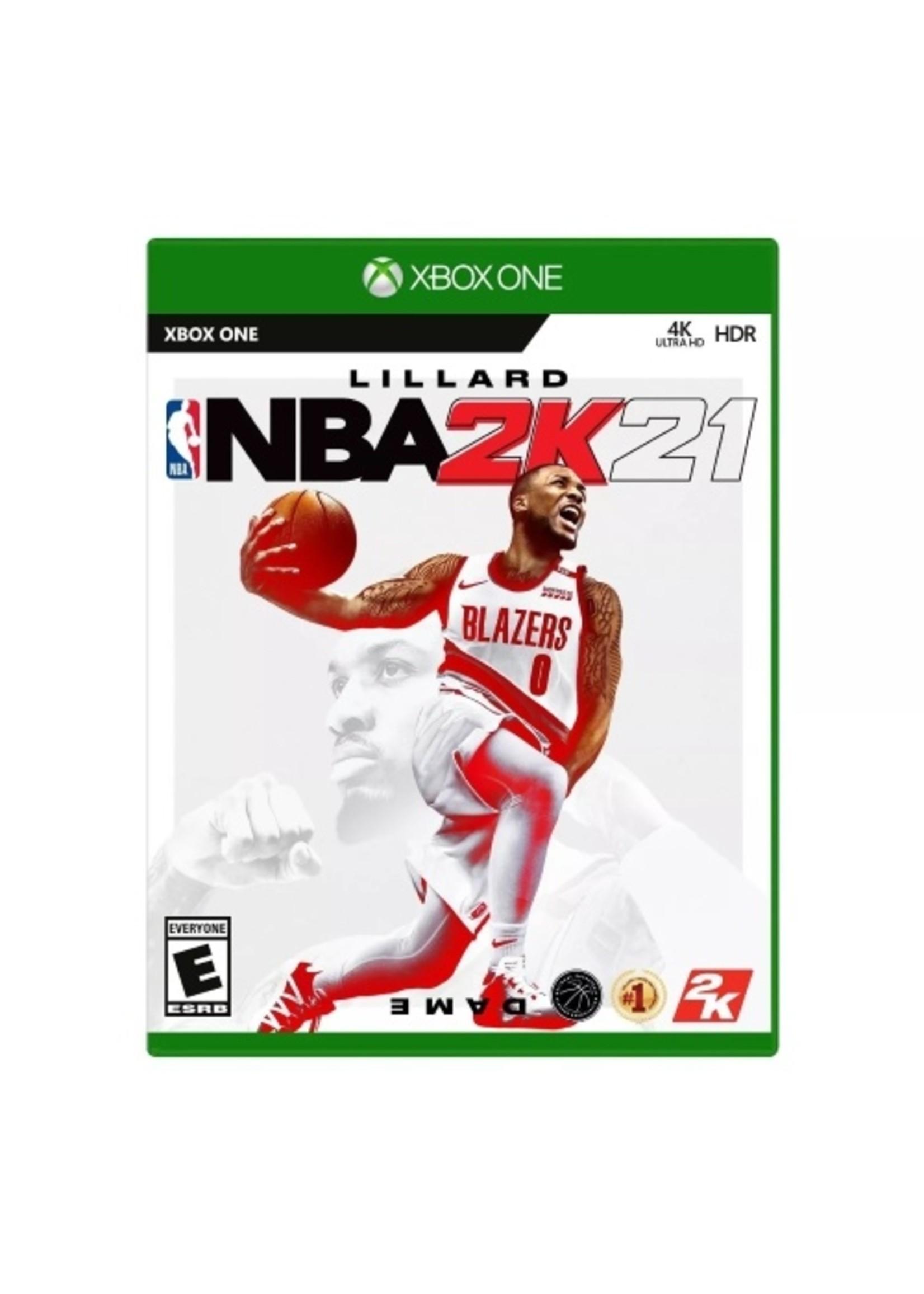 NBA  2K21 - XBOne NEW
