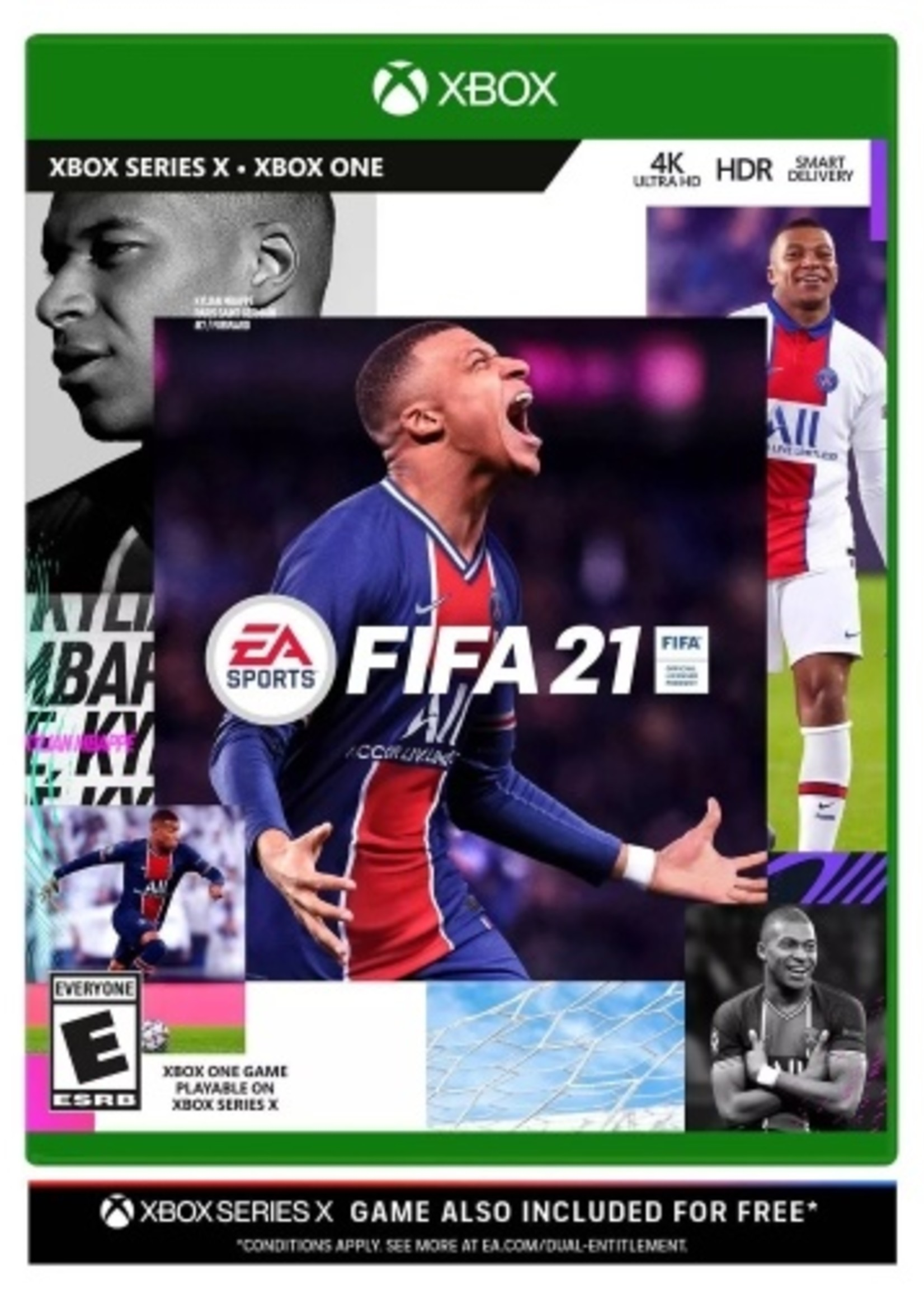 FIFA 21 - XBOne NEW