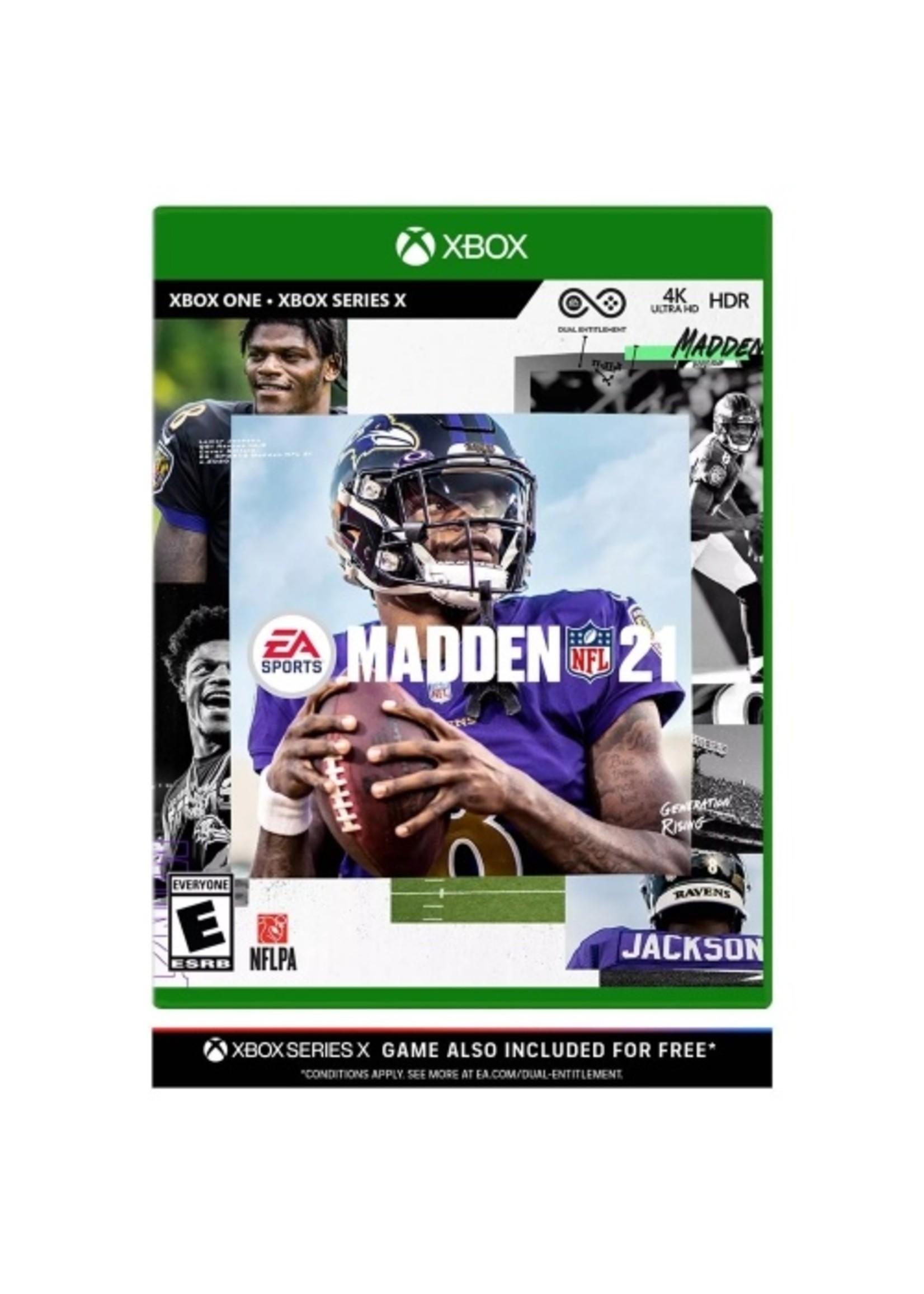 Madden NFL 21 - XBOne NEW