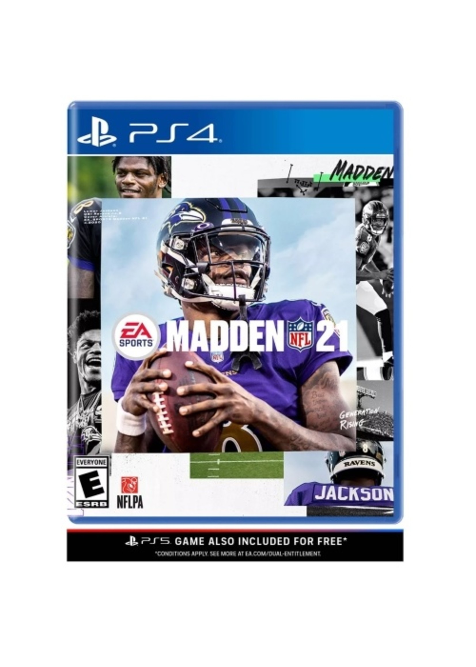 Madden NFL 21 - PS4 NEW