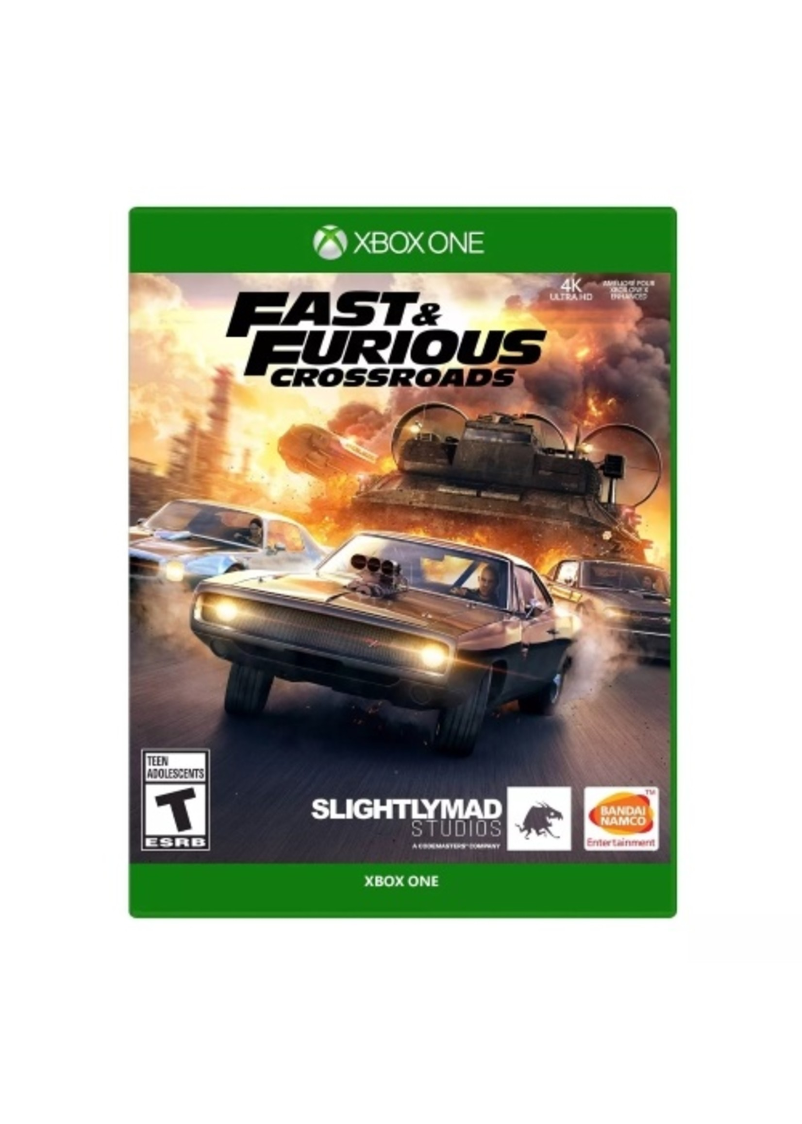 Fast & Furious Crossroads - XBOne NEW