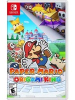 Paper Mario: The Origami King - SWITCH NEW