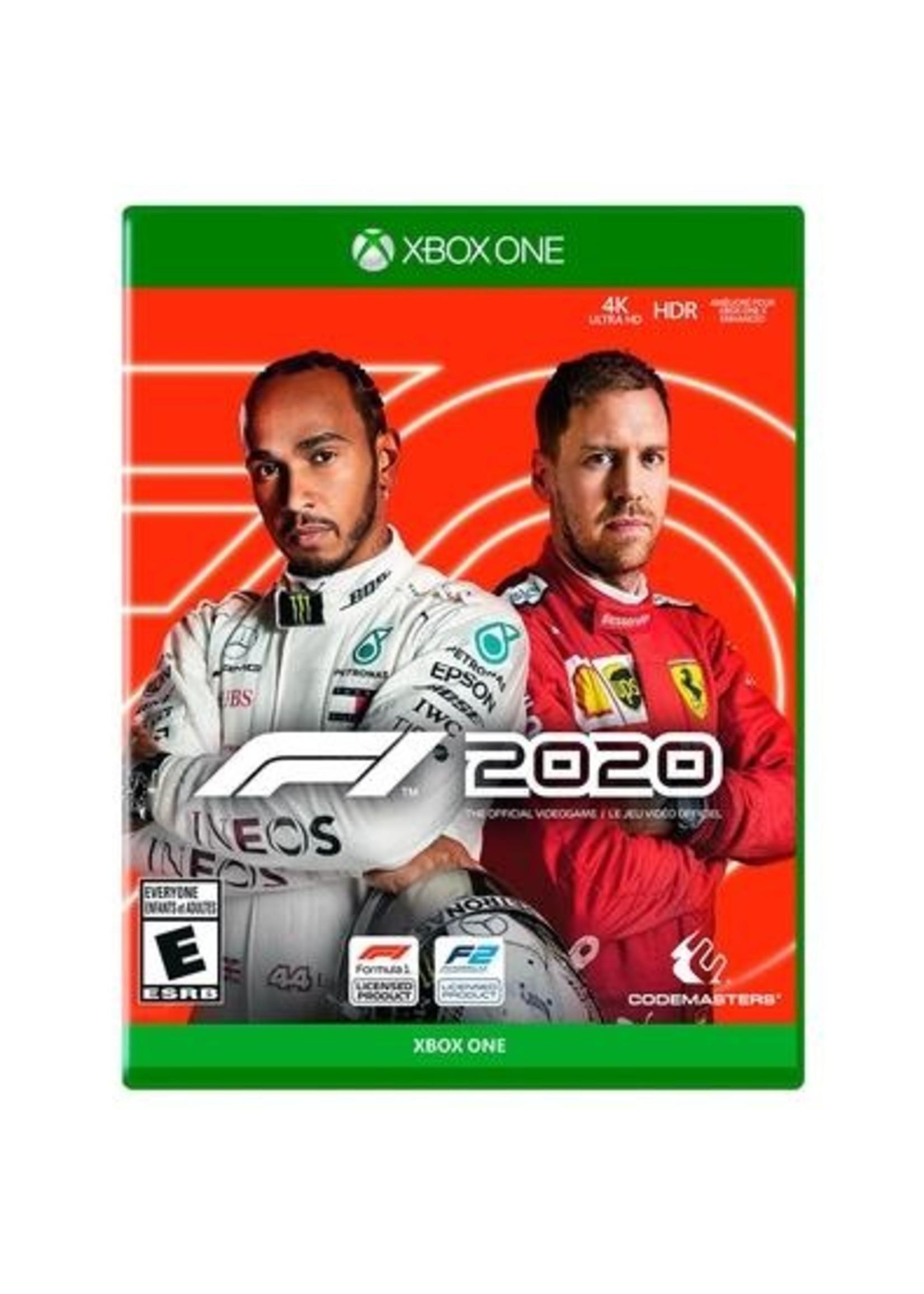 F1 2020 - XBOne NEW