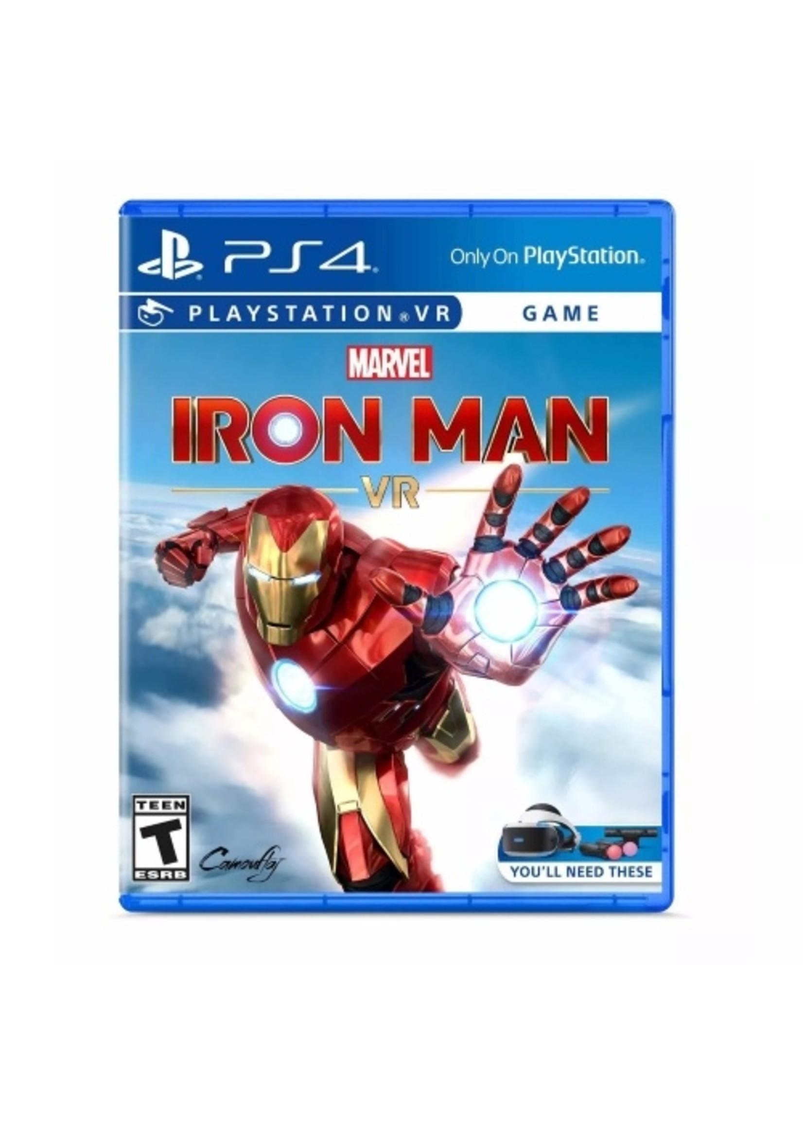 Iron Man VR - PS4 NEW