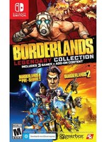 Borderlands: The Collection - SWITCH NEW