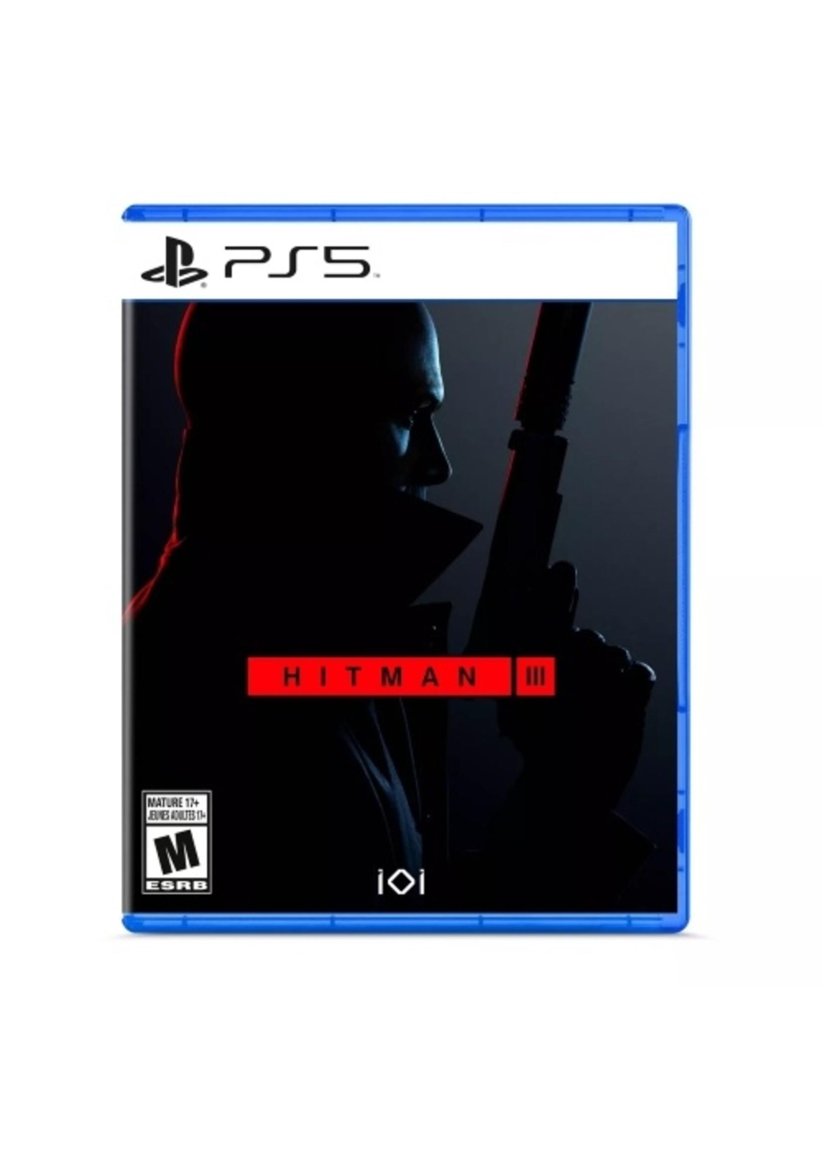 Hitman 3 - PS5 NEW