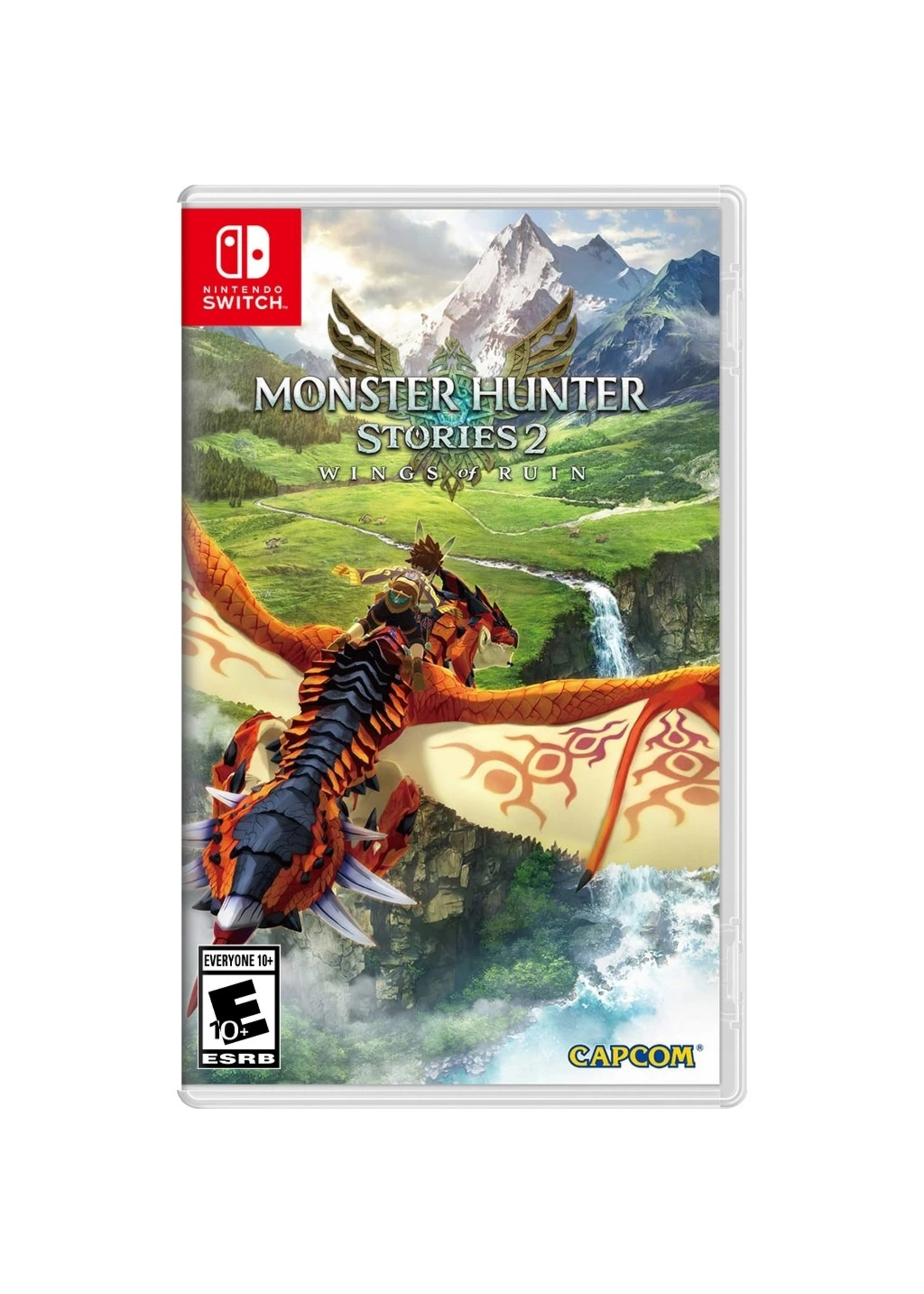 Monster Hunter Stories 2: Wings of Ruin - SWITCH NEW
