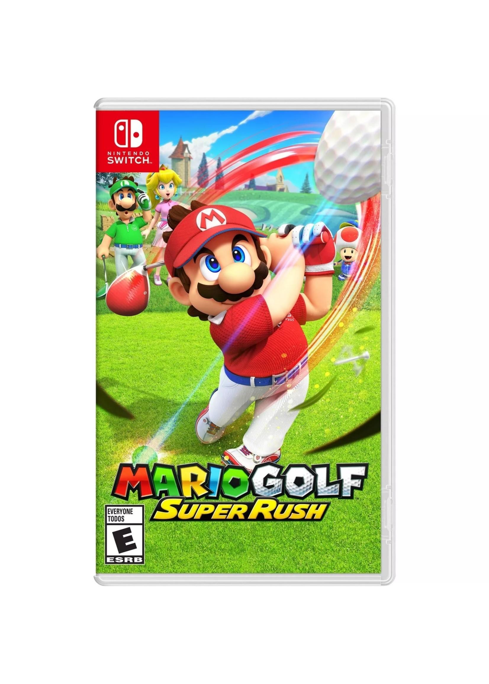 Mario Golf: Super Rush - SWITCH NEW