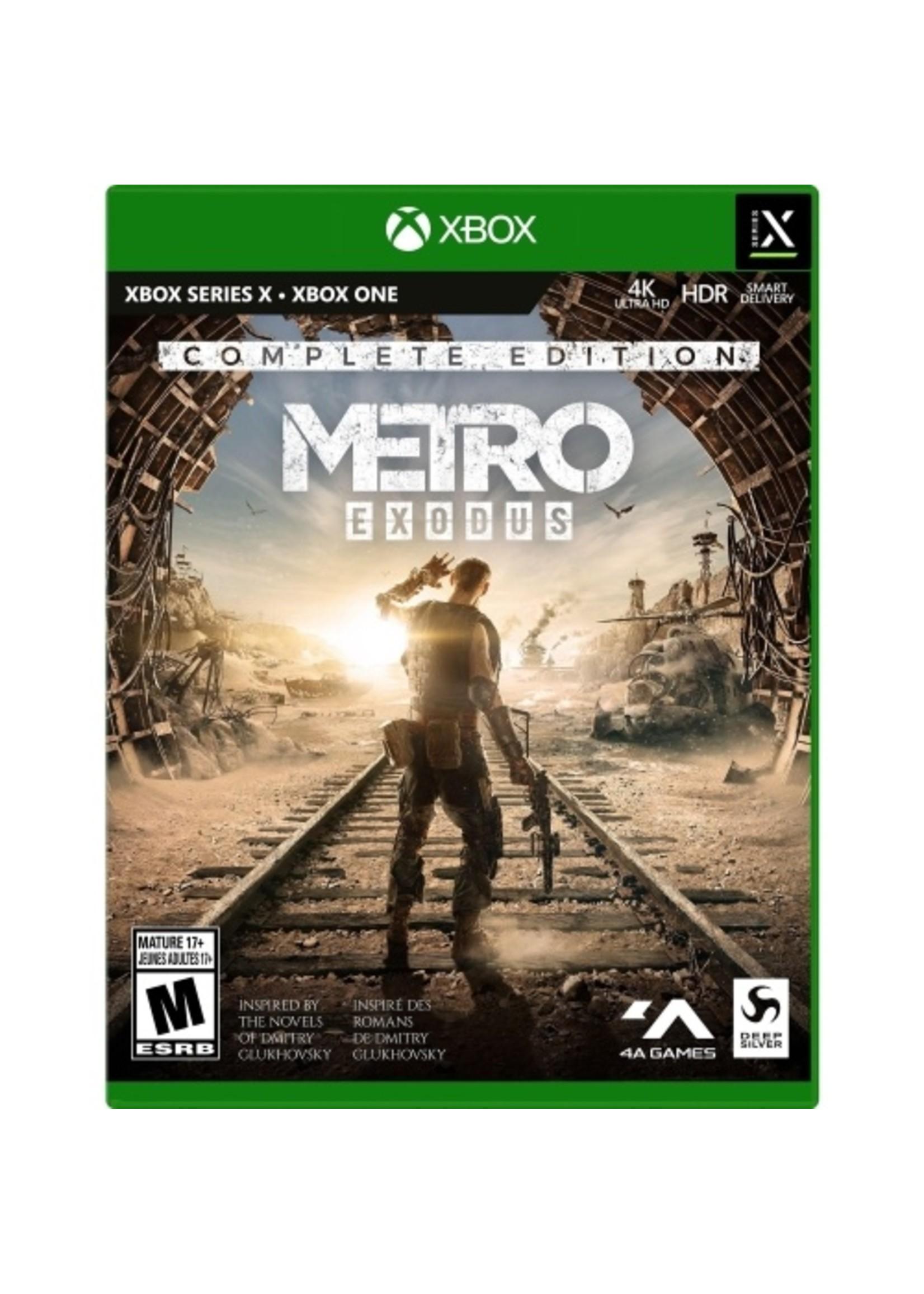 Metro Exodus Complete Edition - XB Series X/S NEW