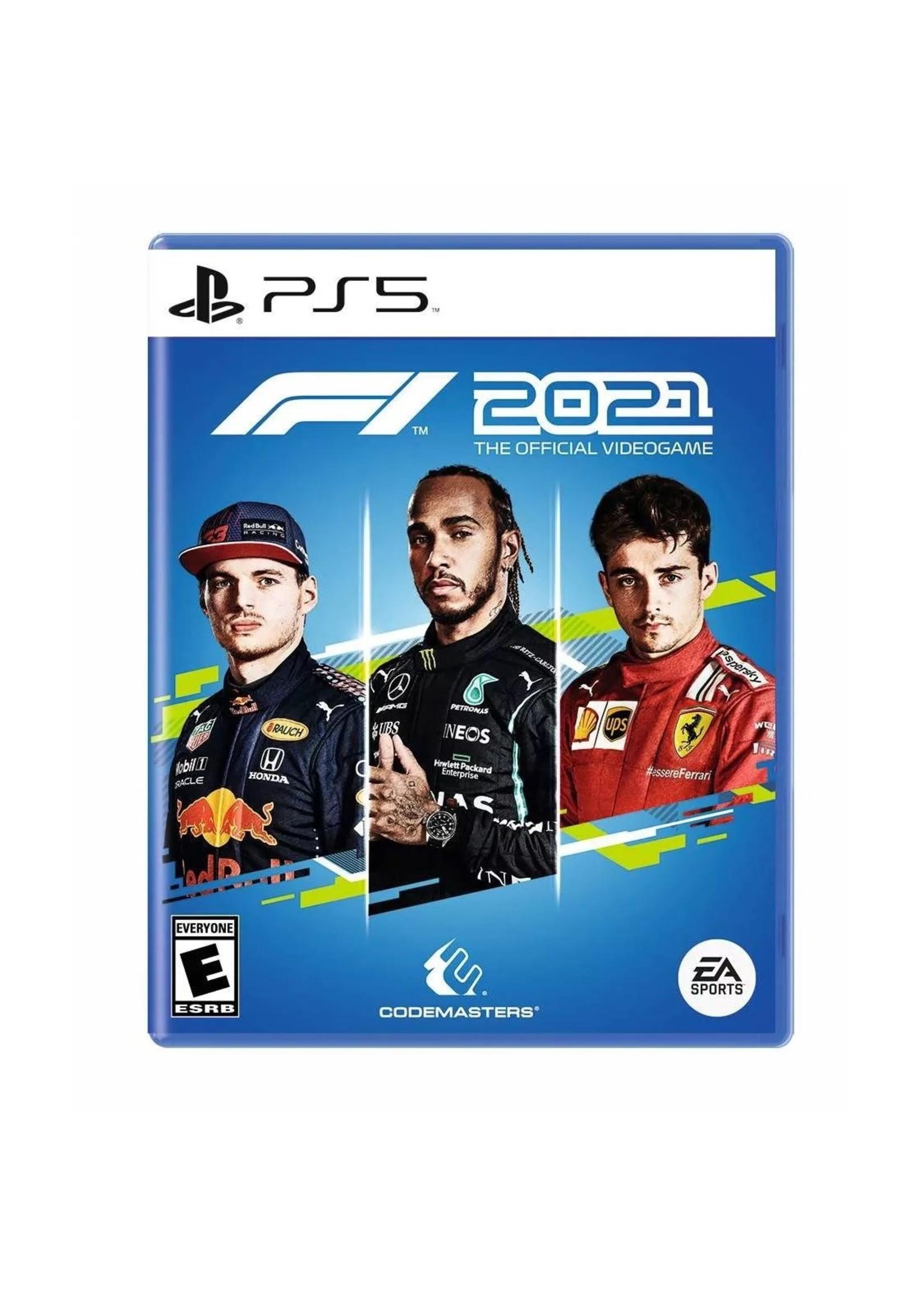 F1 2021 - PS5 NEW