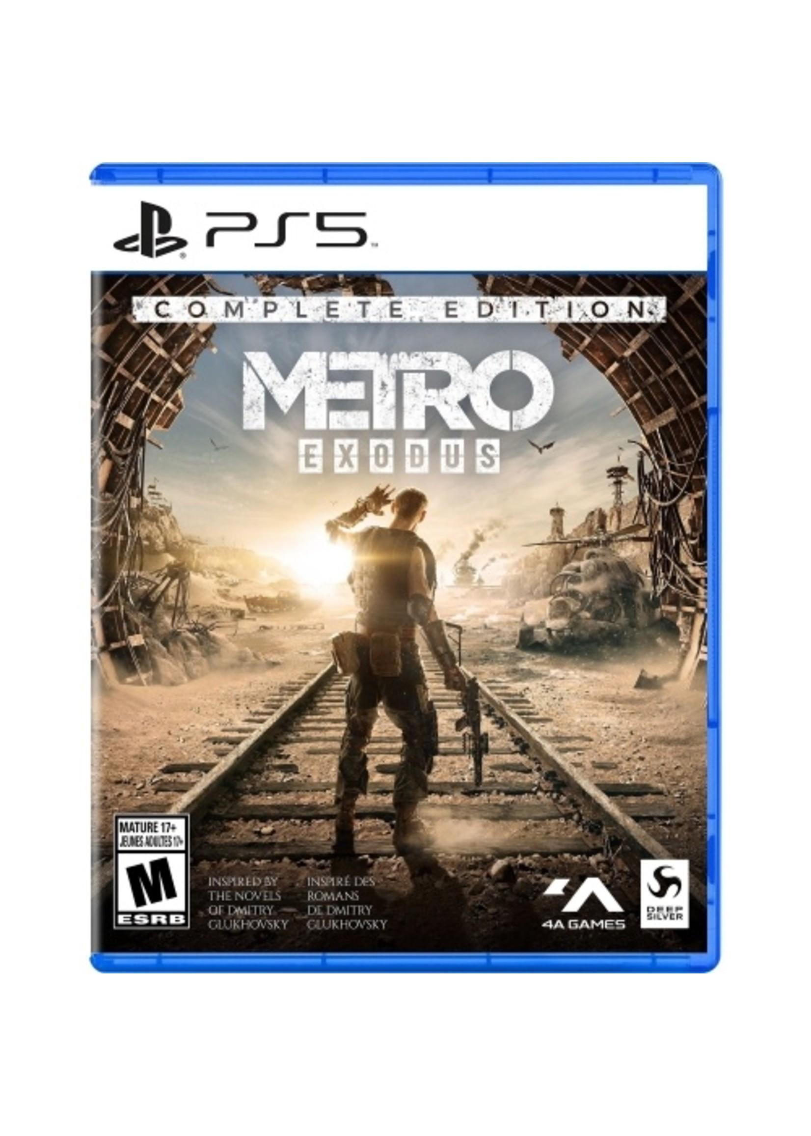 Metro Exodus Complete Edition - PS5 NEW