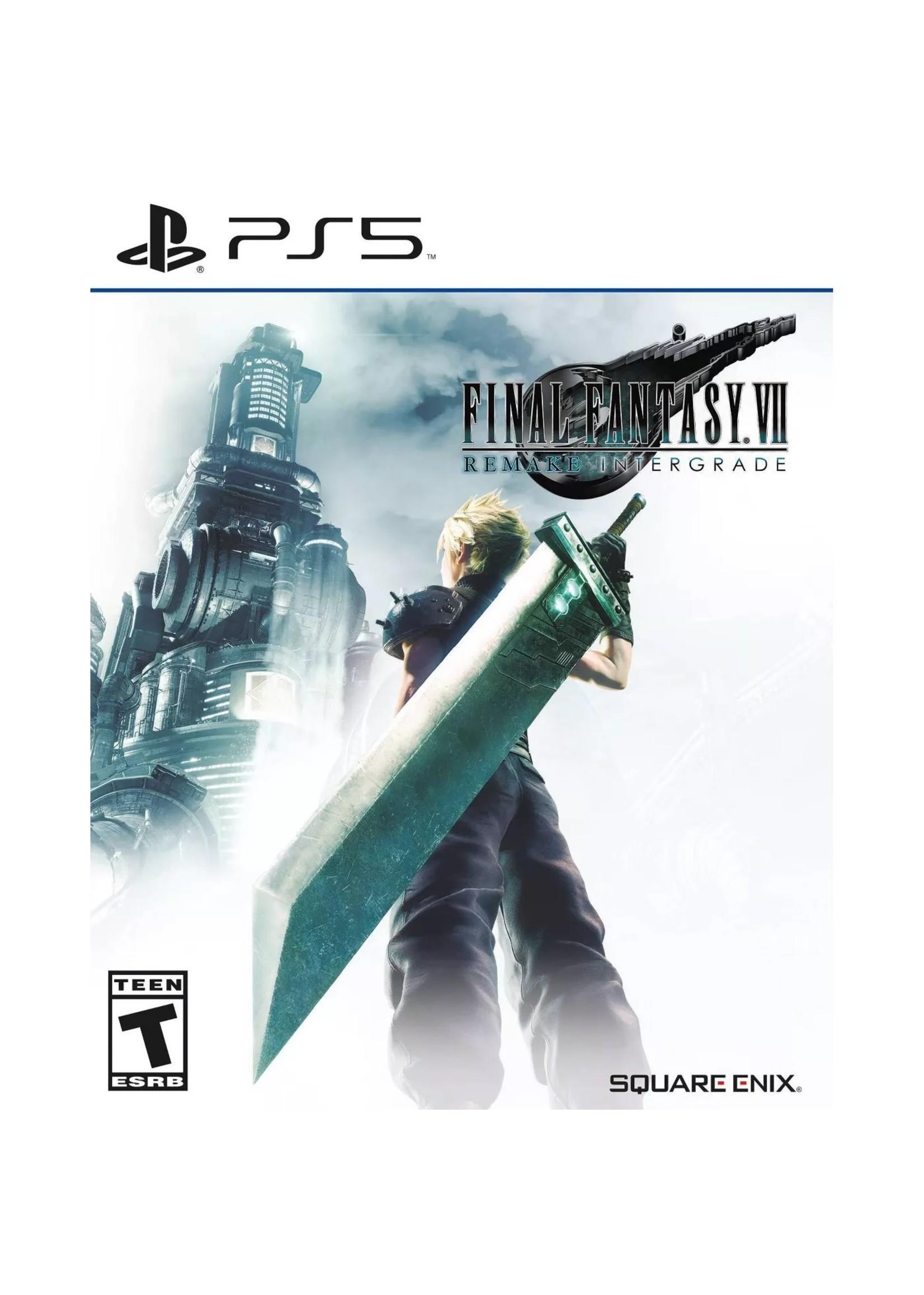 Final Fantasy VII Remake Intergrade - PS5 NEW