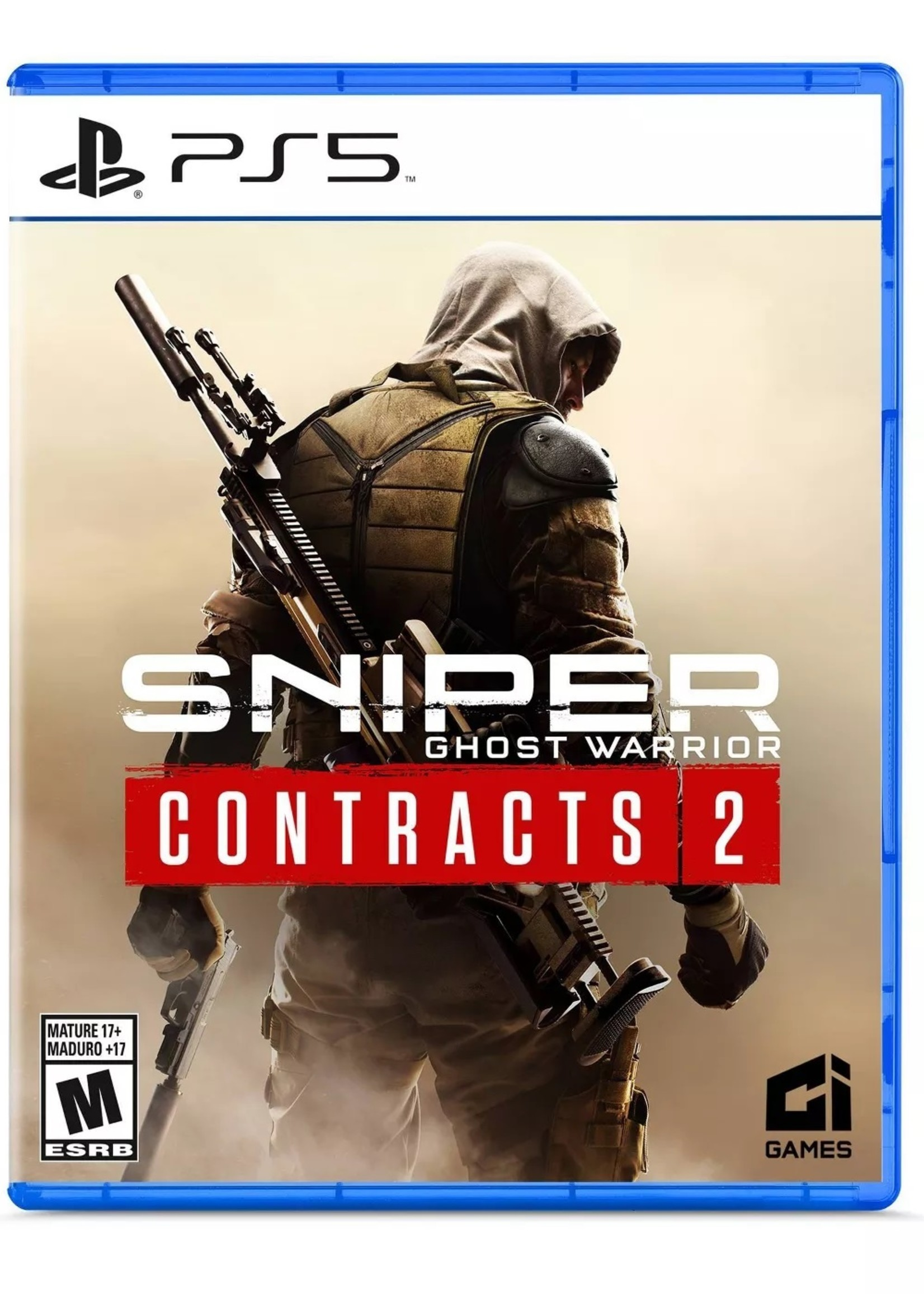 Sniper Ghost Warrior Contracts 2 - PS5 NEW
