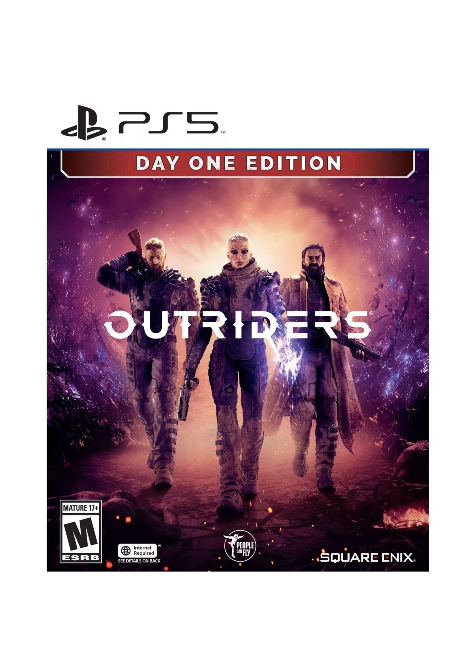 Outriders - PS5 NEW