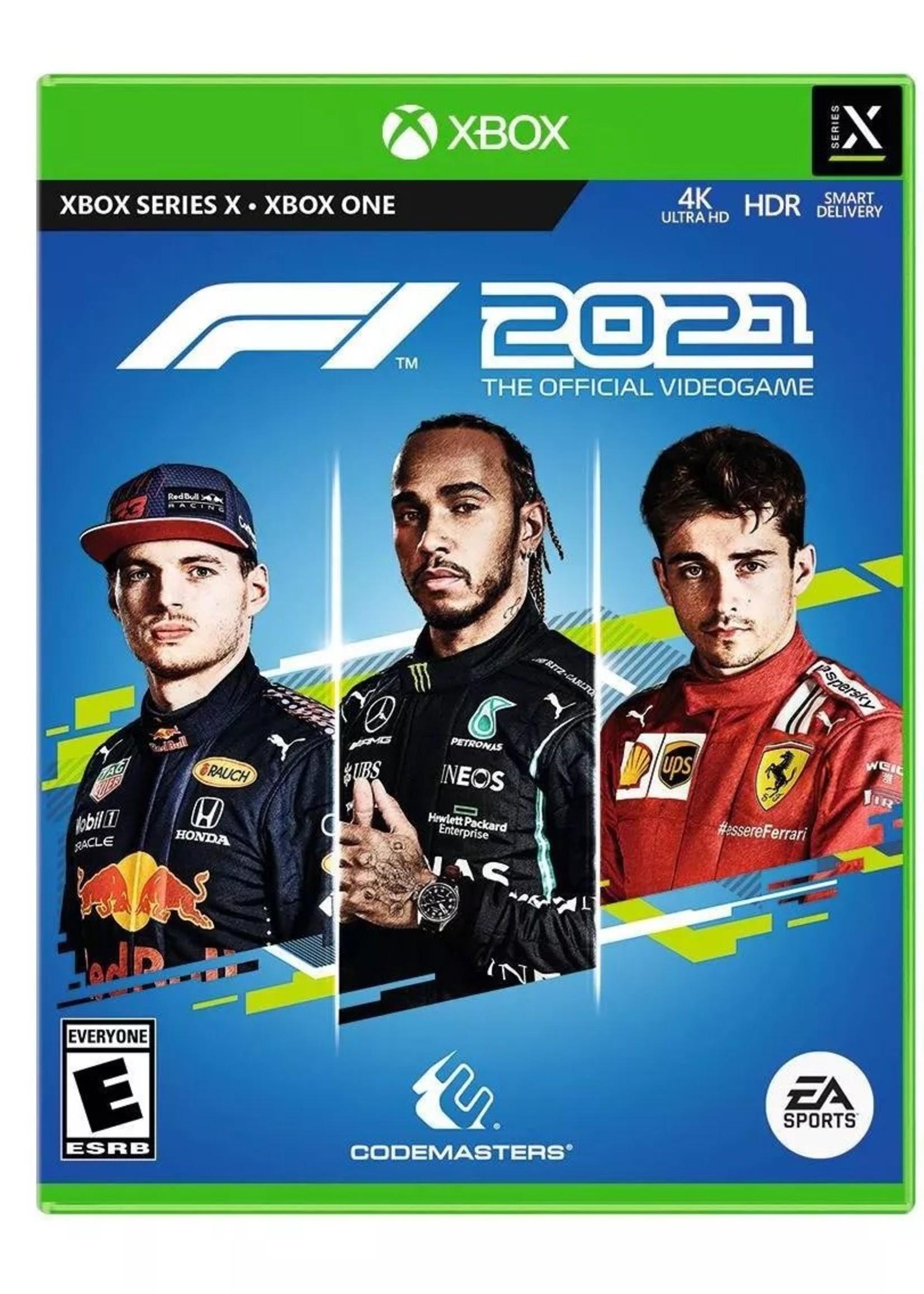 F1 2021 - XBOne NEW