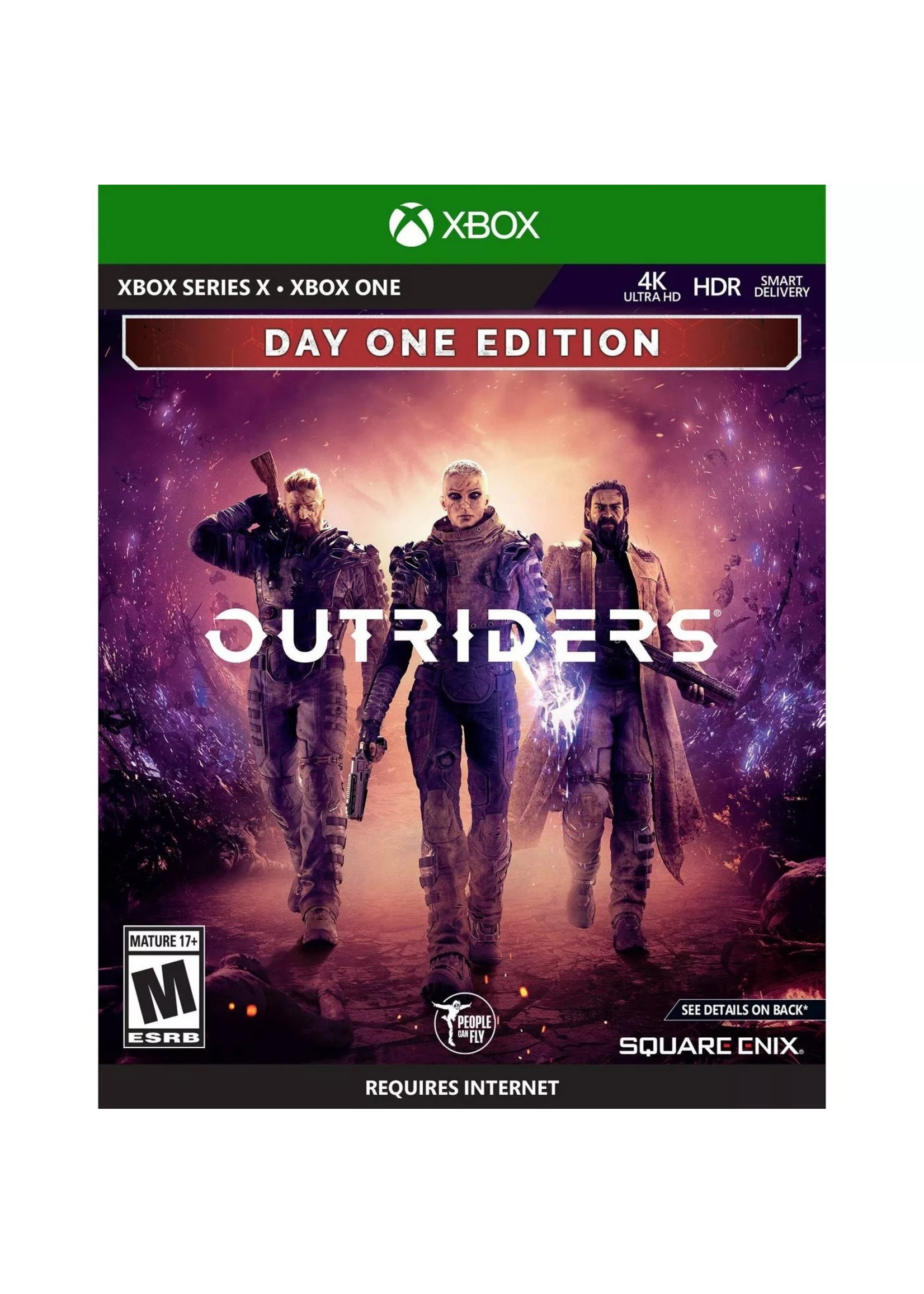 Outriders - XBOne NEW
