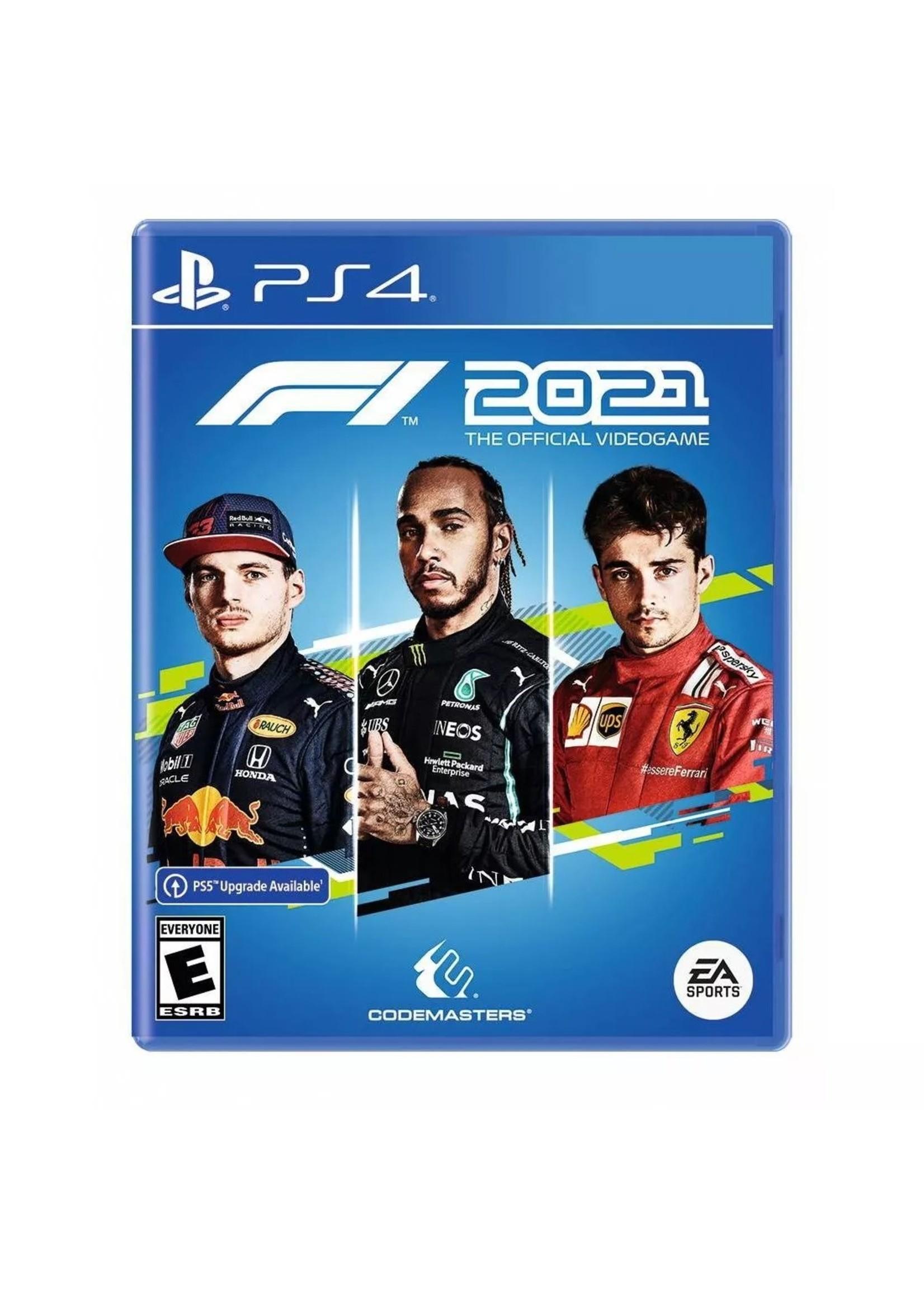 F1 2021 - PS4 NEW