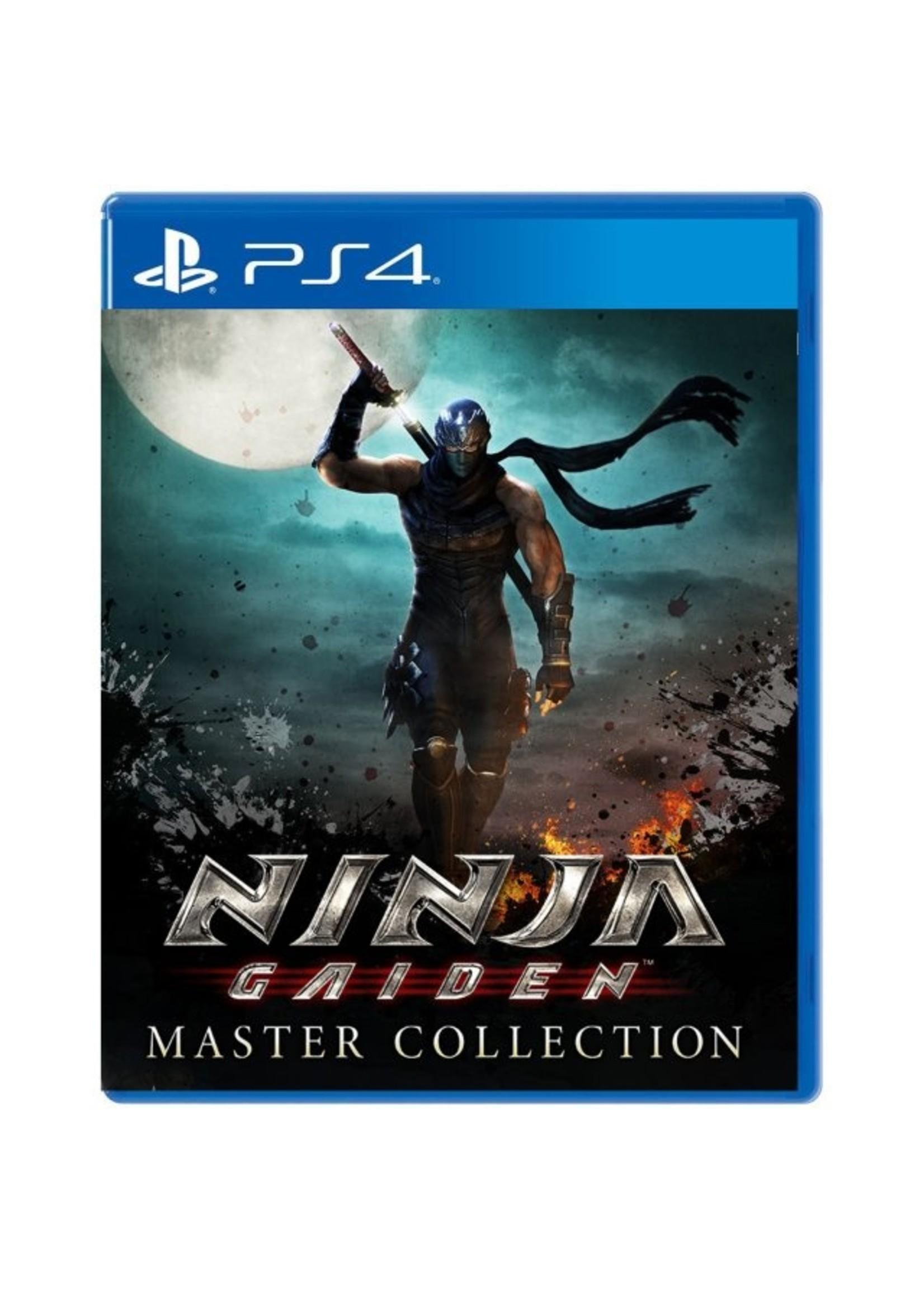 Ninja Gaiden: Master Collection - PS4 NEW