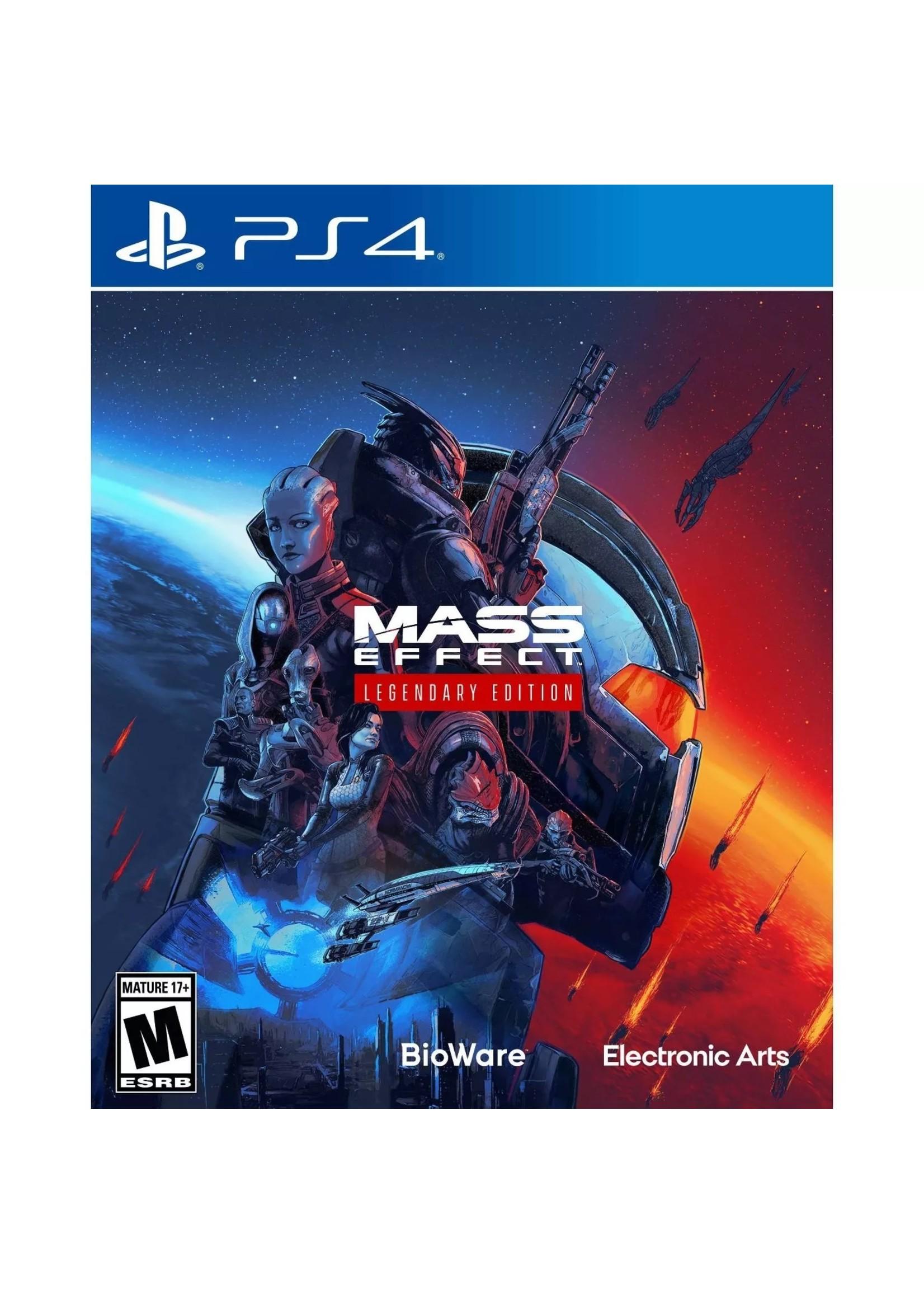 Mass Effect: Legendary Edition - PS4 NEW