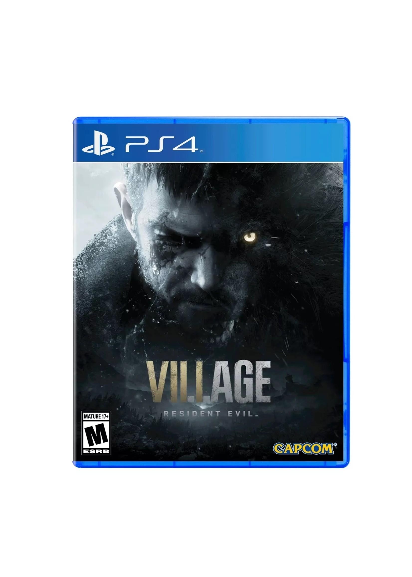 Resident Evil: Village - PS4 NEW