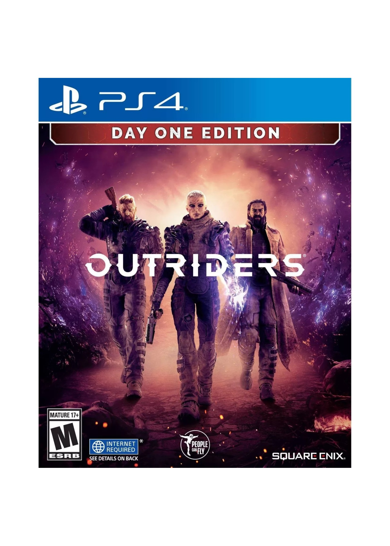 Outriders - PS4 NEW