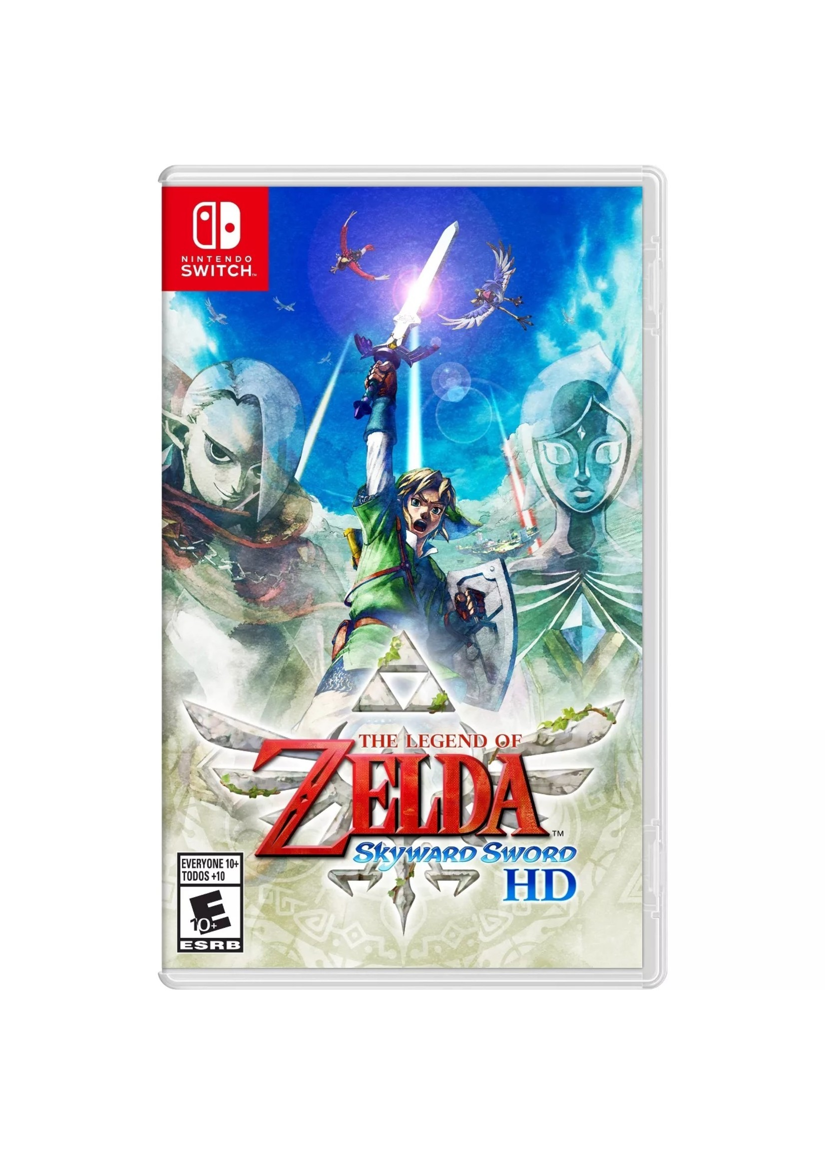 The Legend of Zelda: Skyward Sword HD - SWITCH NEW