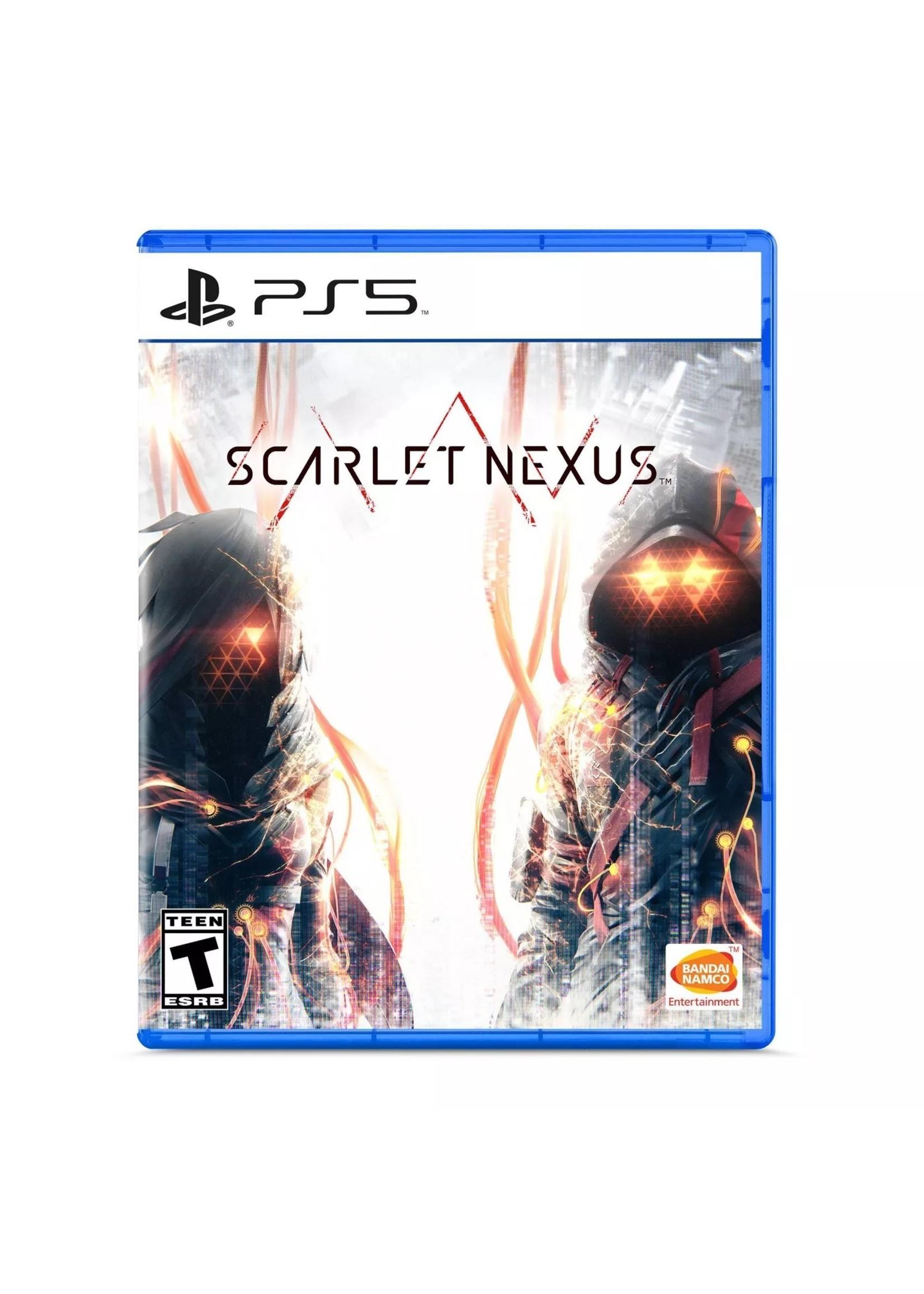 Scarlet Nexus - PS5 NEW