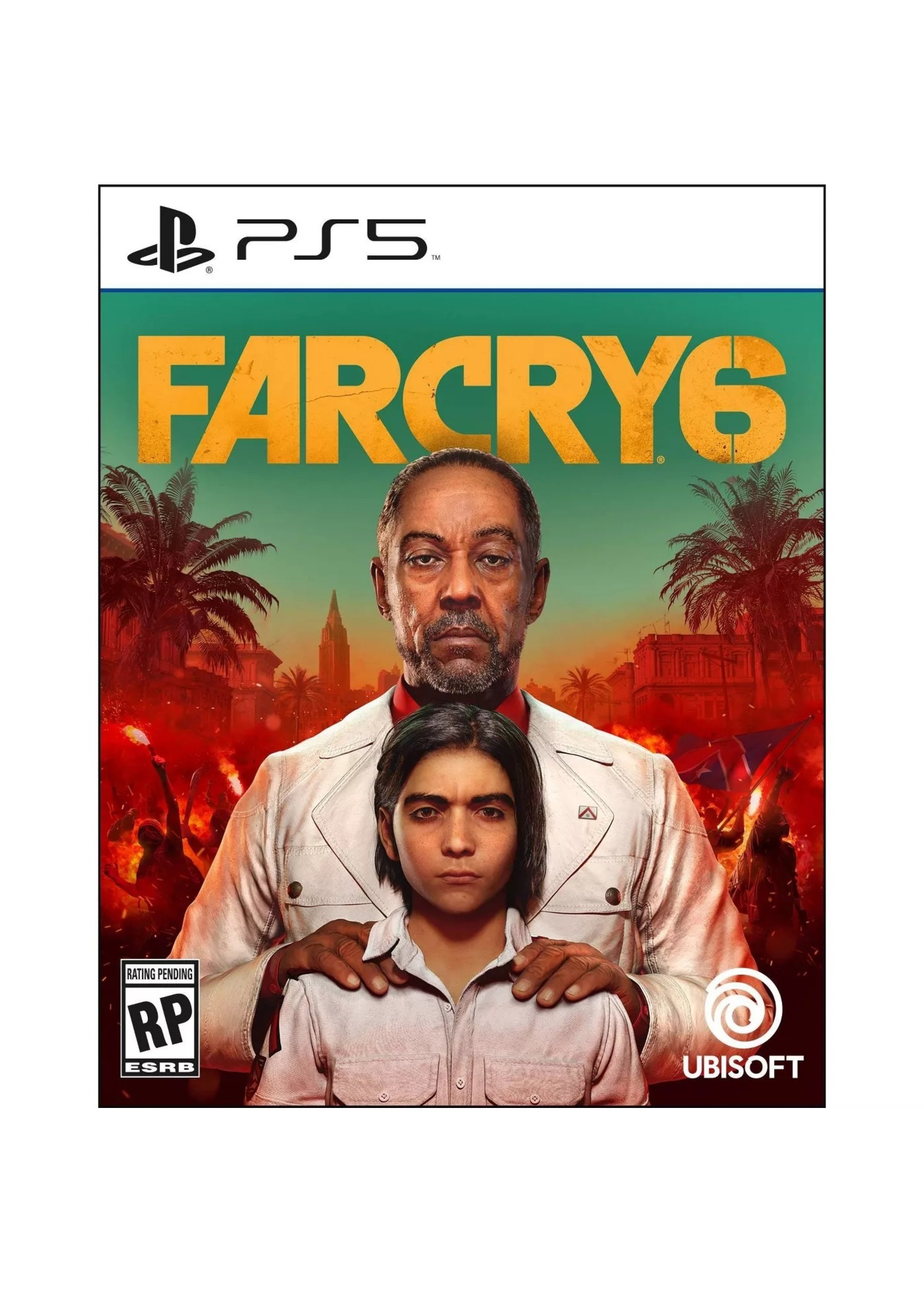 Far Cry 6 - PS5 NEW
