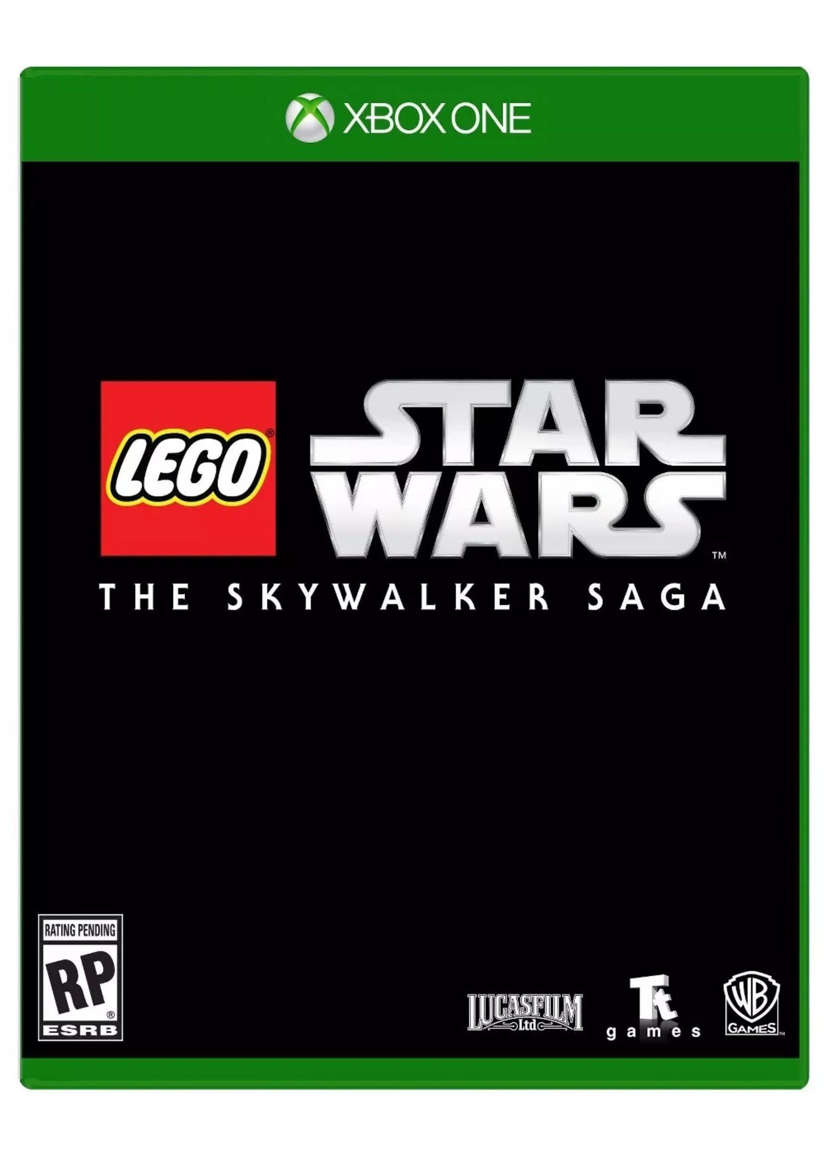 LEGO Star Wars: The Skywalker Saga - XBOne NEW