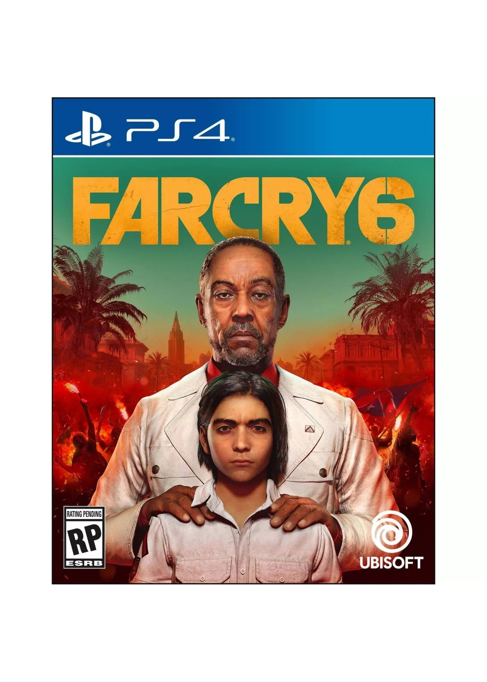 Far Cry 6 - PS4 NEW