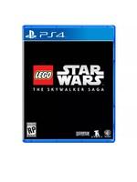 LEGO Star Wars: The Skywalker Saga - PS4 NEW