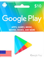 Google Google Play $10