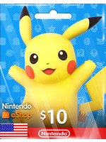 Nintendo Nintendo eShop $10
