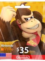 Nintendo Nintendo eShop $35