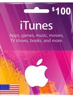 Apple Apple iTunes $100