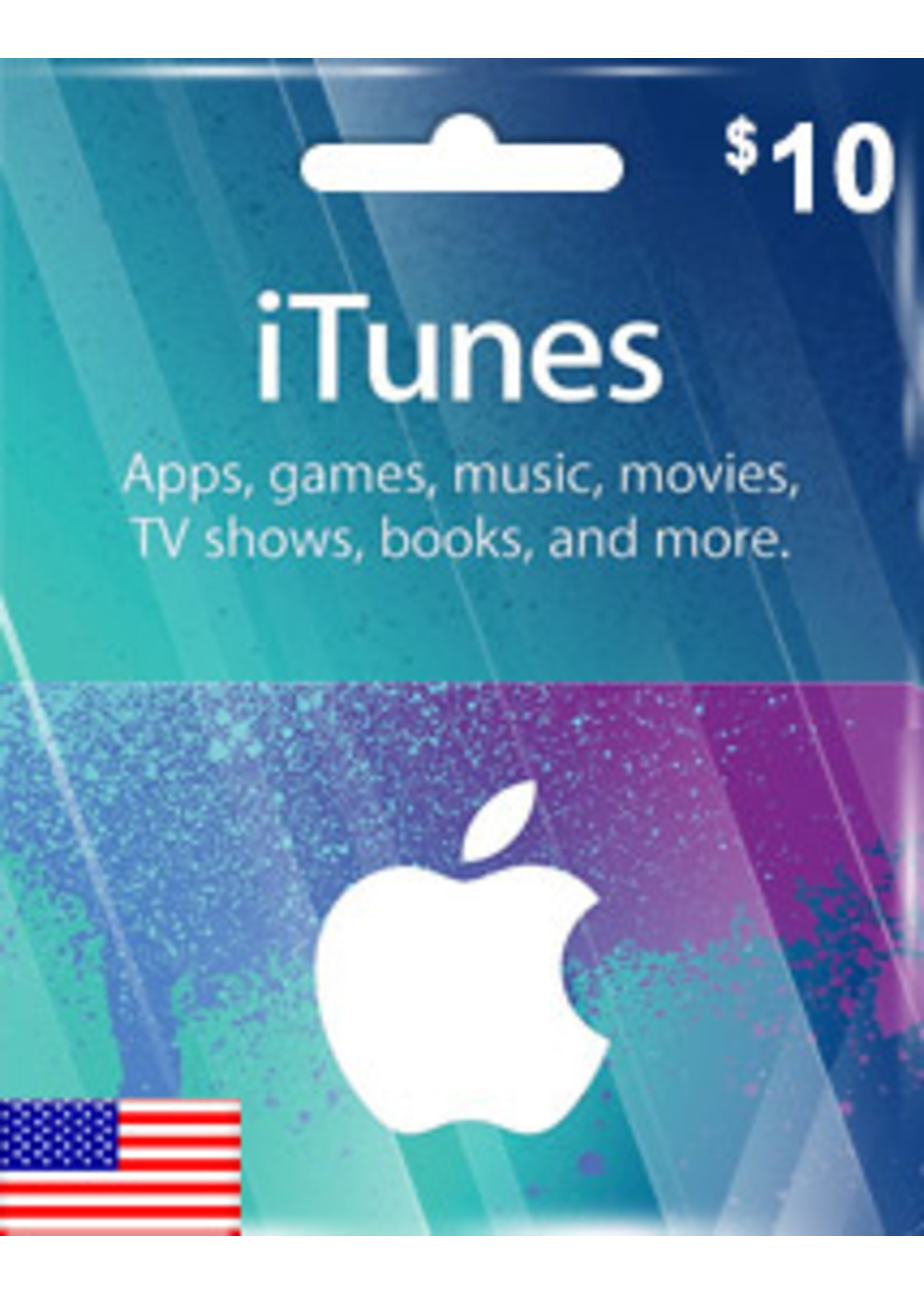 Apple Apple iTunes $10