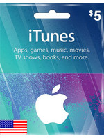 Apple Apple iTunes $5