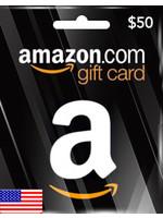 Amazon Amazon Gift Card $50