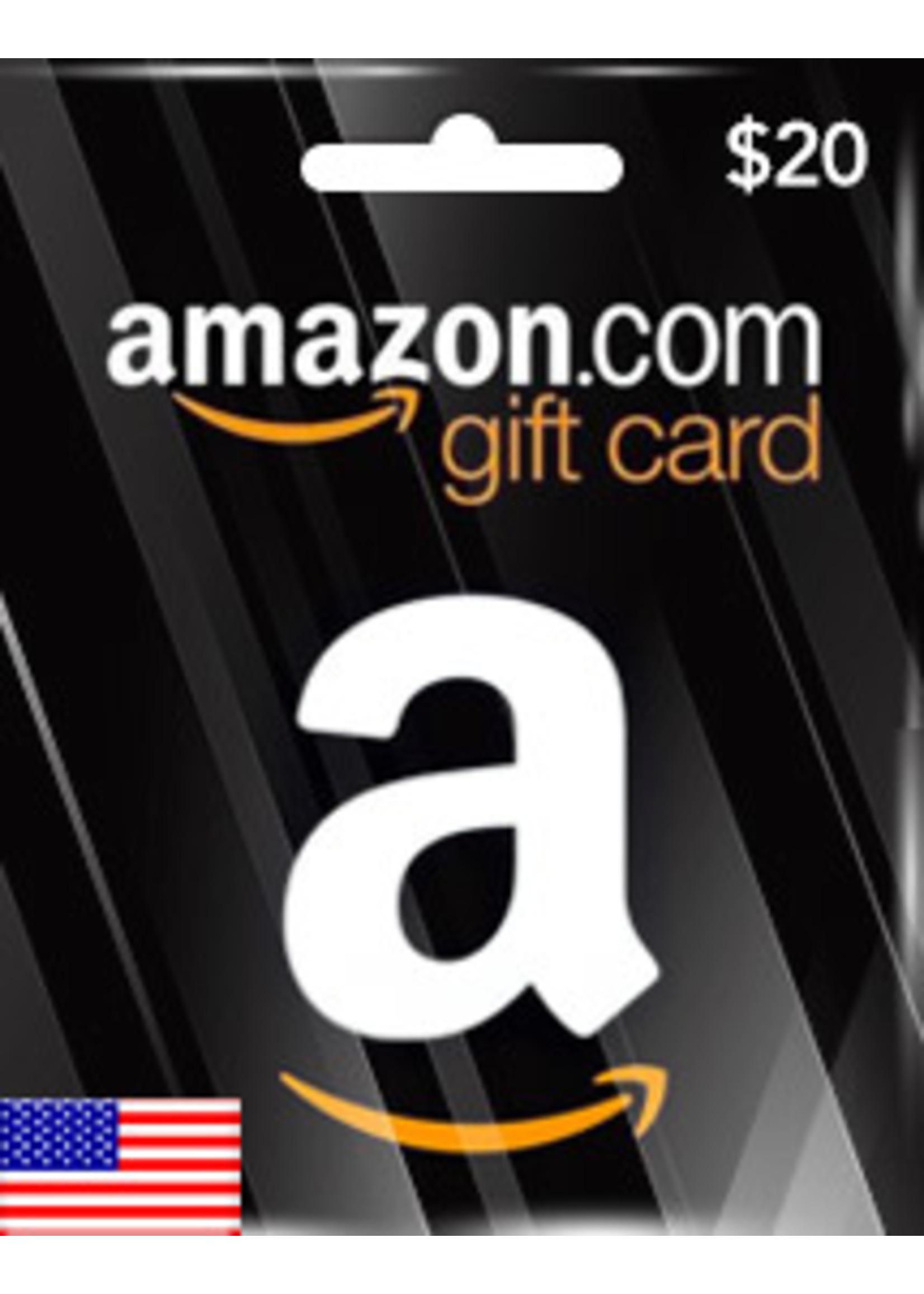 Amazon Amazon Gift Card $20