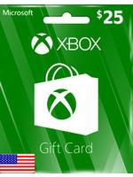 Microsoft Microsoft XBOX $25